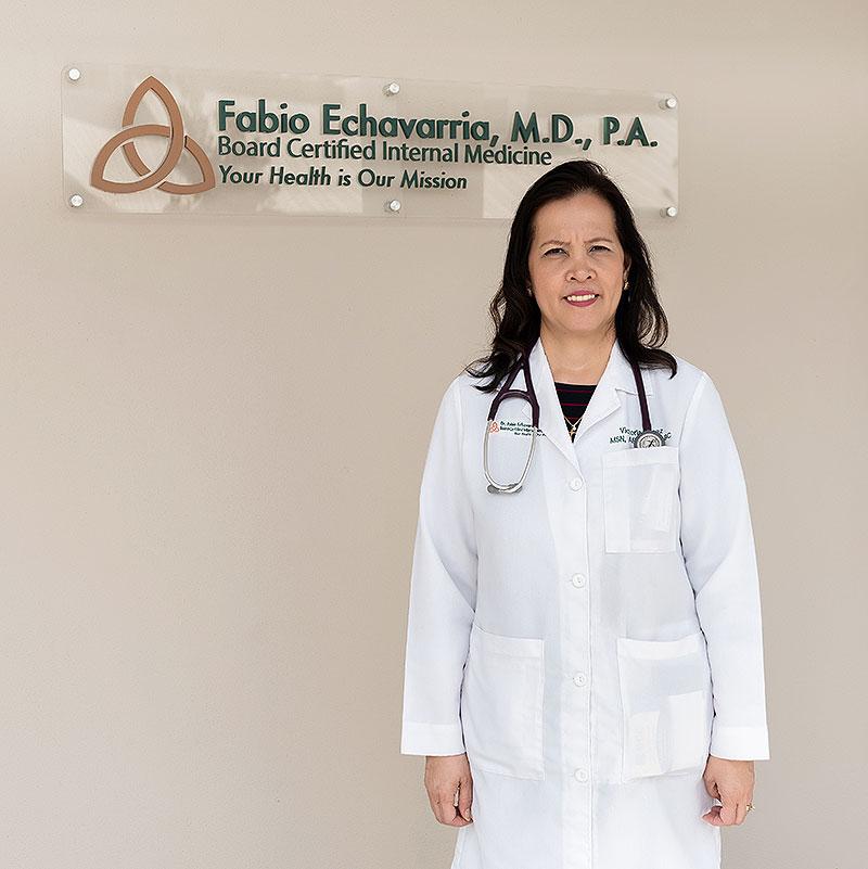 Victoria H. Perez. MSN, ARNP, FNP